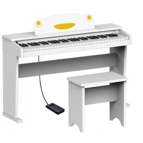 "Piano Digital ""RINGWAY"" ARTESIA FUN-1 BLANCO"