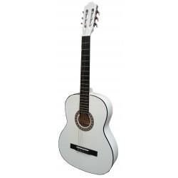 """Guitarra Clásica """"ROCIO"""" 10 BLANCO"""