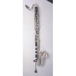 clarinetes bajos Buffet Prestige Mib.grave llaves pltdas.