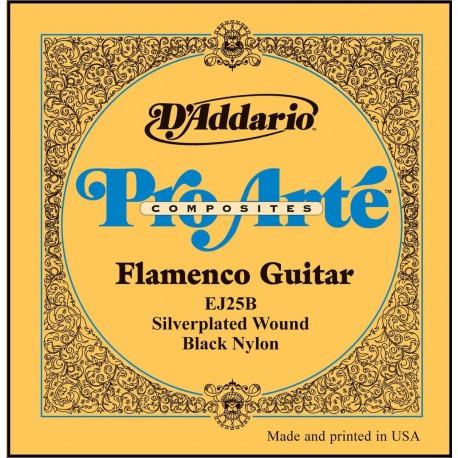 D´Addario Clásica Flamenco EJ25-B