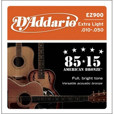 D´Addario Acústica EZ-900