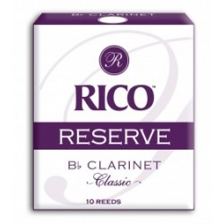 CAÑAS CLARINETE RICO RESERVE CLASSIC