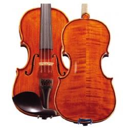 """Violines """"Höfner-Alfred"""" Mod. AS-60-V iniciacion todo macizo completo con estuche"""