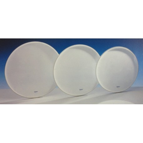 parches de timbal sinfonico honsuy plastico blanco 23-26 y 29