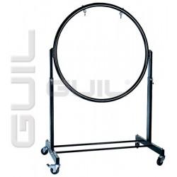 soporte para gong guil GN-120 con ruedas giratorias diam..int. 120 cm