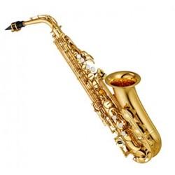 Saxofon alto Mib. Yamaha YAS280 lacado estudio con estuche