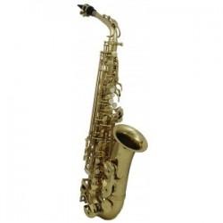Saxofon alto Mib. Roy benson AS202 lacado con estuche mochila