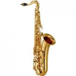 Saxofon Tenor Sib. Yamaha YTS480 lacado estudio avanzado con estuche
