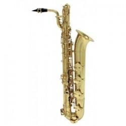 Saxofon Baritono Roy benson BS302 lacado la grave est.rect. Ruedas