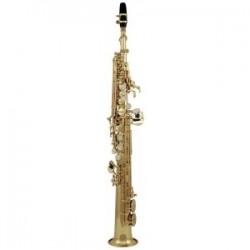 Saxofon Soprano Conn SS650 lacado con estuche mochila
