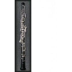 OBOE EN DO BULGHERONI ESTUDIO 090 estándar llave sib. Con resonancia doble lllave de fa plateadas