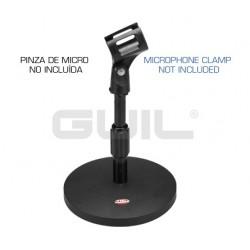 PIE DE MICROFONO SOBREMESA GUIL PM28