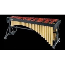 MARIMBA MAJESTIK 4 1/3 OCTAVAS EXT.AS-C7 52 NOTAS PALORROSA 38-63 MM 90-107 CM.