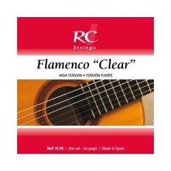 CUERDAS FLAMENCO ROYAL CLASSIC CLEAR FL70