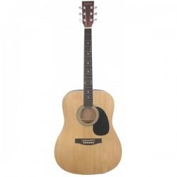 Guitarra Acustica DAYTONA 411CERD elect.con afinador
