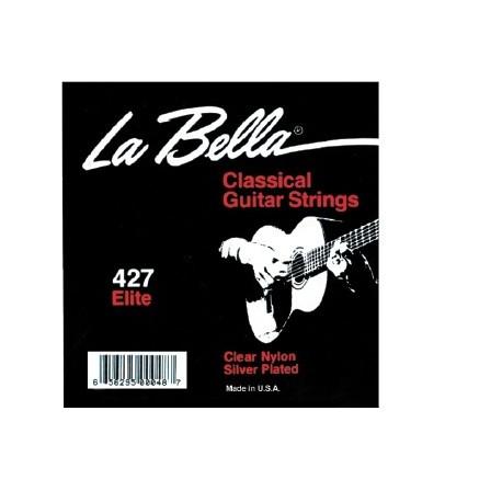 """Cuerda """"LA BELLA"""" 427 JGO."""