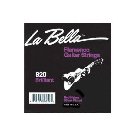 """Cuerda """"LA BELLA"""" 820 JGO."""