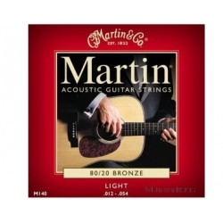 "Cuerda ""MARTIN"" 140 Jgo."