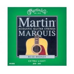 """Cuerda """"MARTIN MARQUIS"""" 1000 Jgo"""