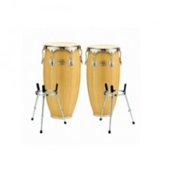 """Congas """"STRONG"""" 10"""" + 11"""" Natural"""