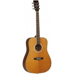 "Guitarra Acustica ""TANGLEWOOD"" TW28CLN Serie EVOLUTION"
